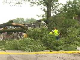 Oakville Drive in Green Tree