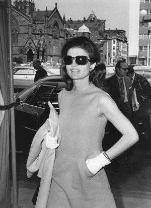 #2 - Jackie's mom wanted her nickname to be Jackie, though, after Jackie Kennedy – who her mom thought was chic and smart.