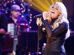#10 - Her favorite celebrity is, without a doubt, Carrie Underwood.