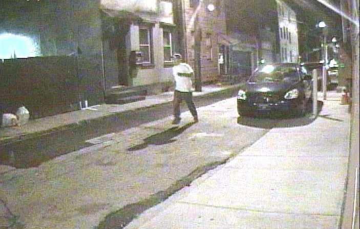 Pittsburgh police say these are surveillance video images of the suspects in a street assault of a 22-year-old Upper St. Clair woman and a 22-year-old woman from the 15243 ZIP code.