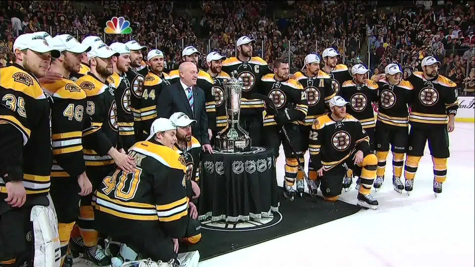 Bruins win conference finals