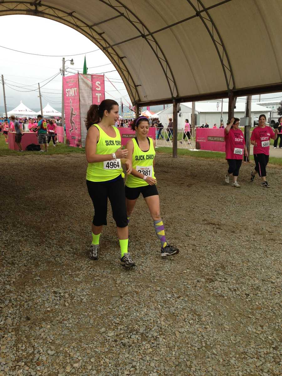 Dirty Girl events attract thousands of women in each city, and expect to reach 350,000 participants by the end of the year.
