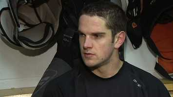 The Penguins signed forward Dustin Jeffrey to a one-year deal worth $625,000. Jeffrey was a restricted free agent.
