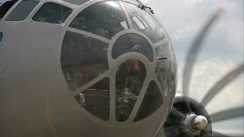 The B-29 was also used in the Korean War in the early 1950s and was a staple of the U.S. Air Force until the late 1950s.