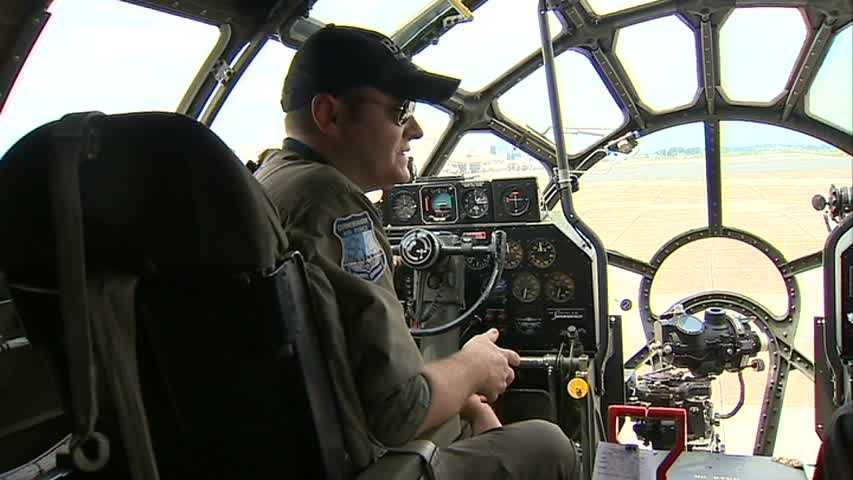 Admission for the event is $10 per person and $20 for families. Free cockpit tours in the B-29 are included with paid admission and will be available when the airplane is not in motion. There are opportunities for attendees to purchase a ride in the airplanes.
