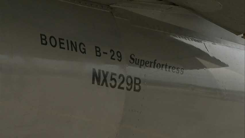 The Superfortress, as well as several other airplanes, are on display at the Allegheny County Airport in West Mifflin.