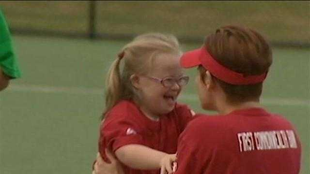'Miracle League' offers baseball for children, adults with special needs