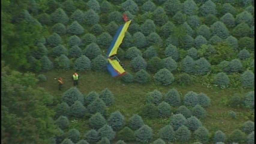 Young Township plane crash
