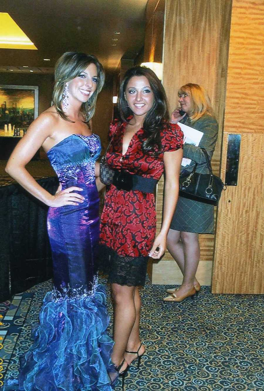 Ashley has competed in several pageants, including Miss Pennsylvania USA.