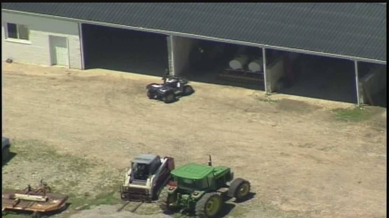 img-Teen trapped under ATV at youth home