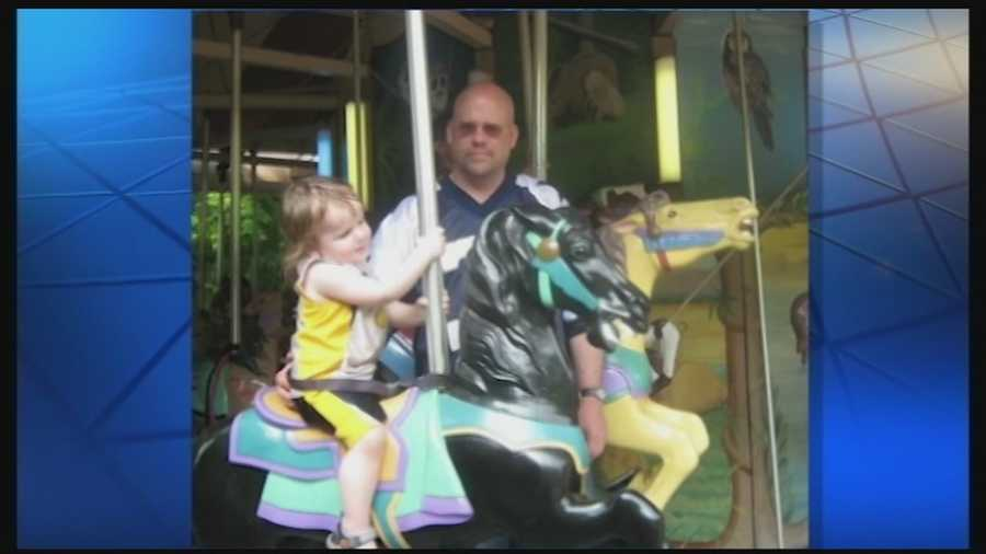 Terry Wayne Cramer Jr. was in the front passenger seat, but police say he was not wearing a seatbelt. He and McLaughlinwere pronounced dead at the scene. According to police, Wednesday was Cramer's 42nd birthday.
