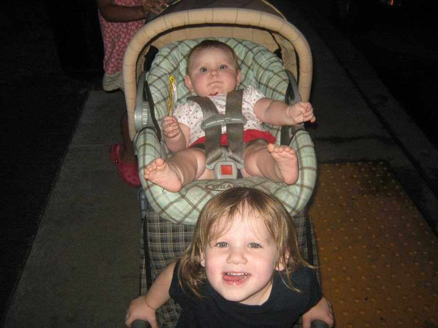 Two toddlers were riding in the second row of seats, police said. Terry Cramer III, 3,was pronounced dead at a Butler hospital. Emily Cramer,1,suffered critical injuries and remains in a comaat Children's Hospital of Pittsburgh of UPMC.