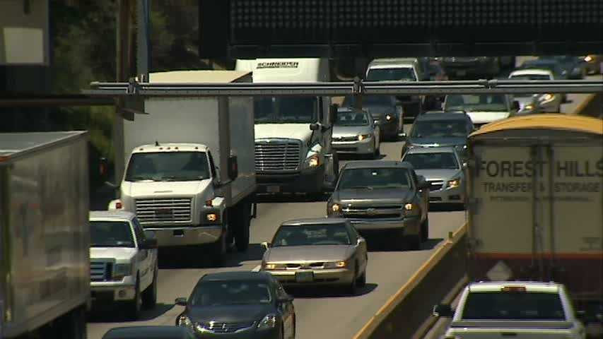 A new study released by the Washington-based group TRIP estimates Pittsburghers are losing $1 billion a year because of congestion in time and fuel.