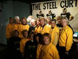 The Pittsburgh Steelerettes were one of the NFL's first cheerleading teams. However, they only cheered from 1961 to 1970.