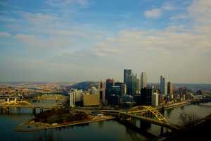 In 2012 the estimated populated of Pittsburgh was 306,211, making it the second largest city in Pennsylvania behind Philadelphia.(census.gov)