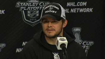 Chris Kunitz also had one year left on his current deal when he agreed to a three-year contract extension that will keep him with the Penguins through the 2016-17 season.