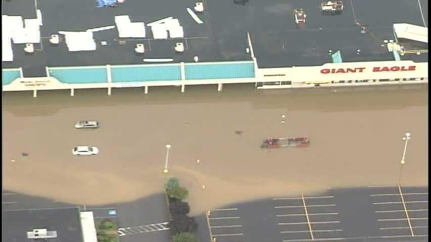 DuBois flooding 25