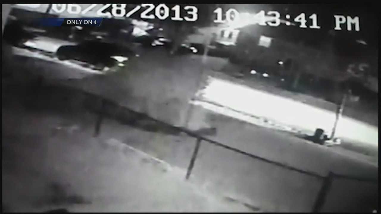 Shawn Knight surveillance video