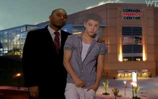 Weather Watch 4 Meteorologist Demetrius Ivory and Justin