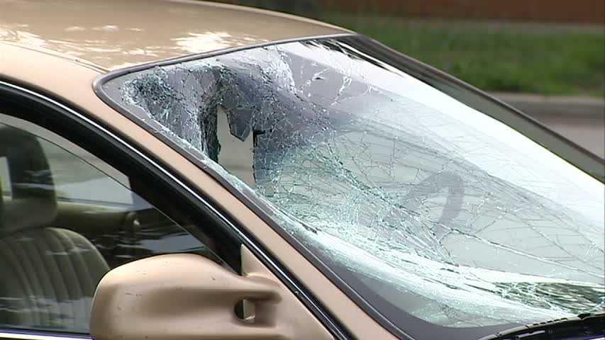 Carnegie car crash