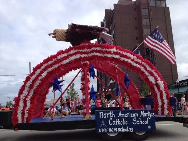Photos from the 2013 Monroeville 4th of July Parade