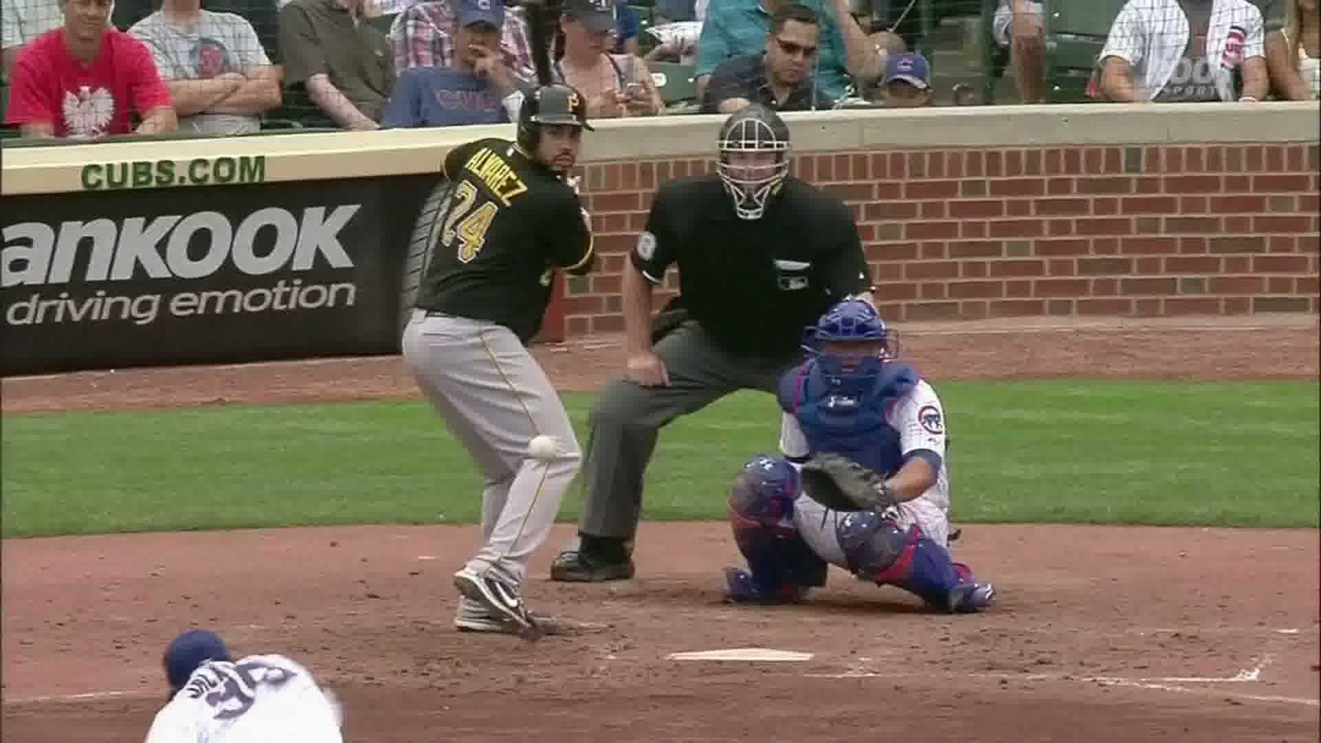 Pedro Alvarez home run