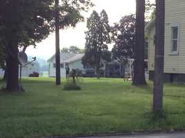 The shooting happened at a house on Route 56 in Brush Valley Township, Indiana County.