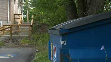 Detectives say her clothing was thrown away in multiple dumpsters.