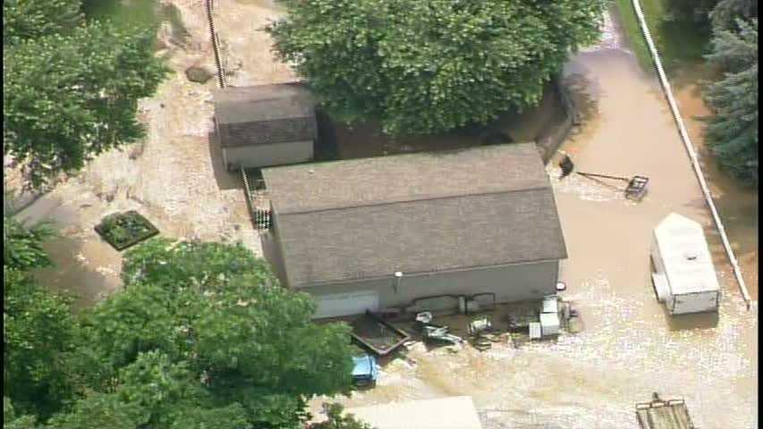 Clairton flooding