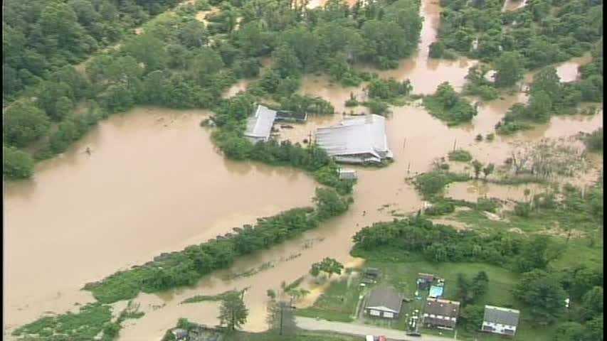 Jefferson Hills flooding