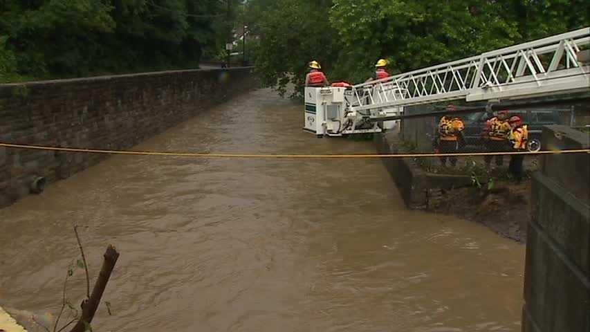 Bridgeville flooding