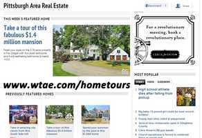 View more luxury homes across the region by going to wtae.com/hometours