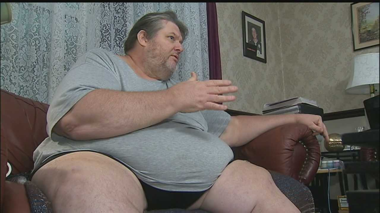 Obesity puts 600-pound West Mifflin man's life in crisis