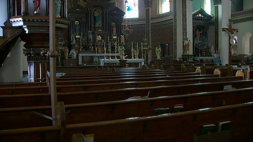 Immaculate Heart of Mary's festival is scheduled for Saturday. The priest said he hopes the church will be able to conduct Mass inside for the event, but if not, Swierczynski said he will have the service outside.