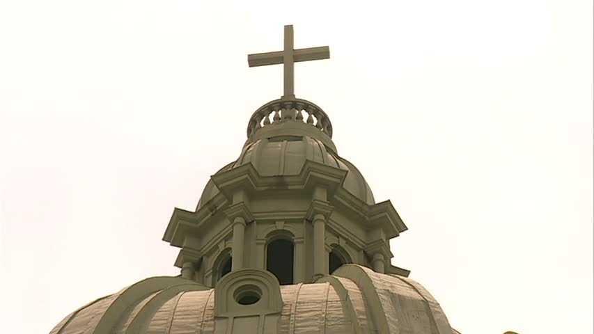 Photos Smoke Billows From Polish Hill Church After Lightning Strike
