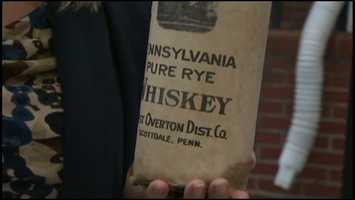 A whiskey appraiser in New York City said the retail value of the missing whiskey is around $102,400. Pritts requested restitution in the amount of the full retail value.