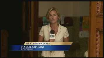 Video: Watch Marcie Cipriani's report