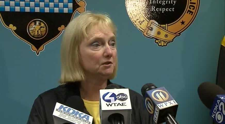 """Pittsburgh police spokeswoman Diane Richard issued the following statement on behalf of Acting Chief Regina McDonald: """"Yes, we are aware of the photos on the Internet and are currently investigating the incident. At this time we have not identified the individual or the circumstances surrounding this photo."""" PNC Park has not returned a request for comment from Channel 4 Action News."""
