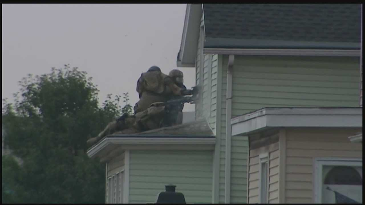 Latrobe standoff ends with suspect dead, trooper wounded
