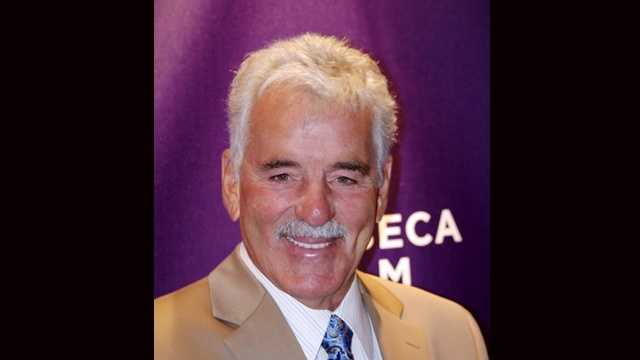 Dennis Farina at the 2011 Tribeca Film Festival.