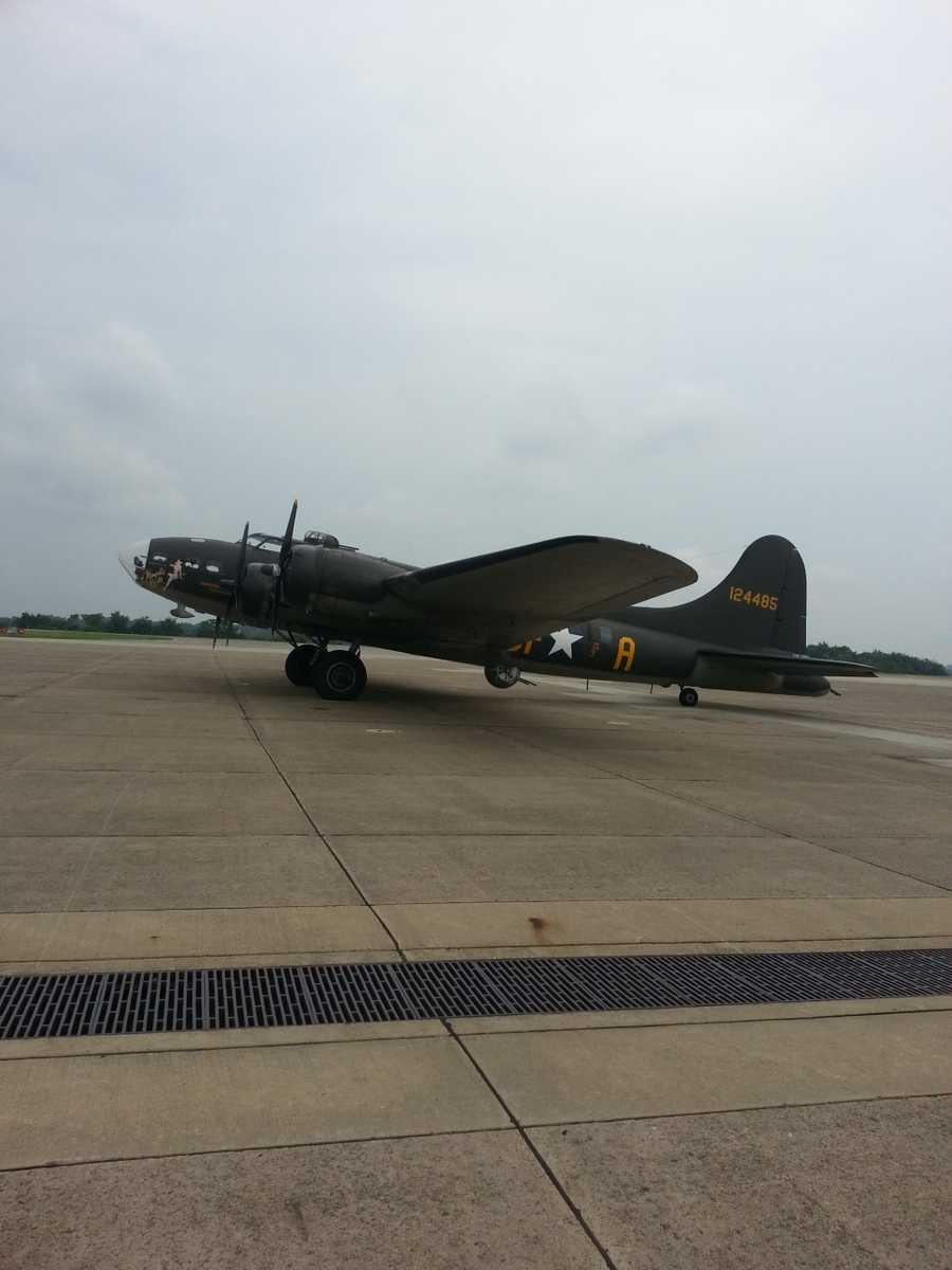 This year, the Memphis Belle is celebrating the 70th anniversary of its last mission.