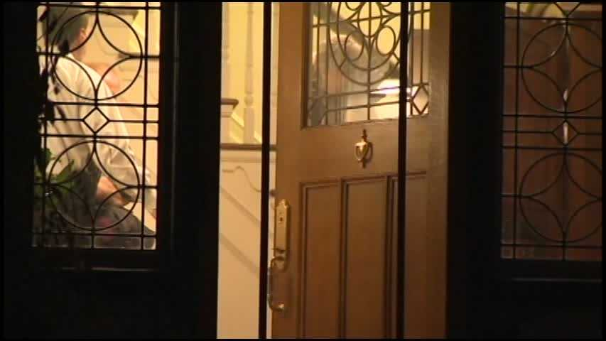 Pittsburgh police searched for evidence in Dr. Autumn Klein's house after her death.