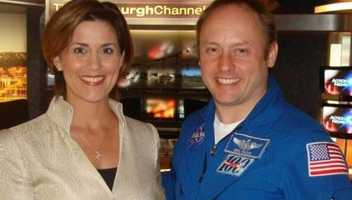 People often ask Michelle to name the most impressive person she ever interviewed. At the top of her list are Pittsburgh-area native and Space Shuttle Commander Michael Fincke ...