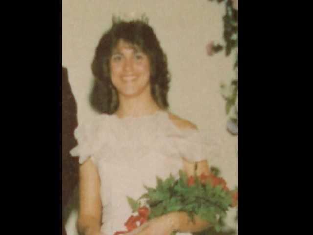 Michelle was homecoming queen in high school.