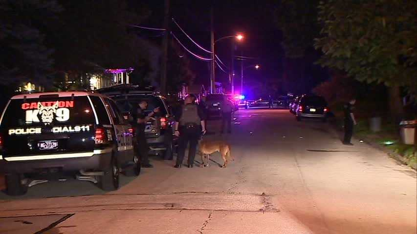 A woman and a man were shot multiple times in what police say is an attempted robbery in Clairton.