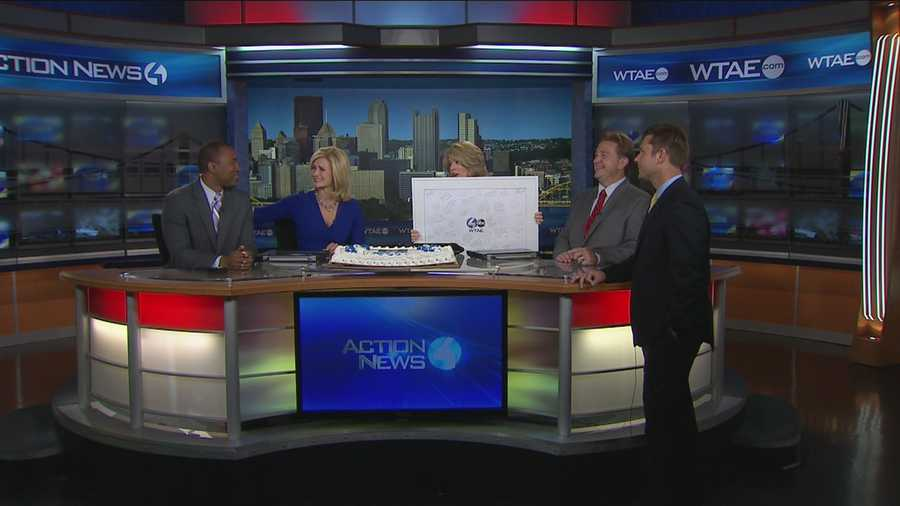 Channel 4 Action News This Morning is sad to say farewell to our favorite meteorologist after eight years.