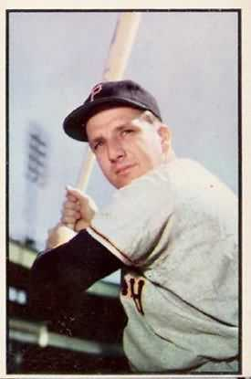 Ralph Kiner, Pittsburgh Pirates
