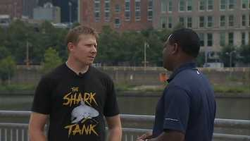 """We're going to have a map in the clubhouse and we're going to try to get a person from every state to tweet in their picture wearing the shirt. We'll have a hashtag (#BucsSharkTank) that we can all identify with. It'll be cool to get everybody in each state having a 'Shark Tank' shirt,"" Melancon told Channel 4 Action News' Andrew Stockey. (Follow Melancon on Twitter under @Mark_Melancon_)"