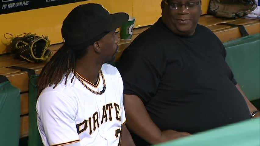 """But what about her son? Can """"Cutch"""" carry a tune?"""