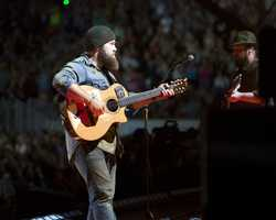 "ZACH BROWN - The summer's hottest television music event, ""CMA Music Festival: Country's Night to Rock,"" (Photo: ABC/Jon LeMay)"